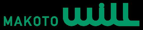 makoto willロゴ