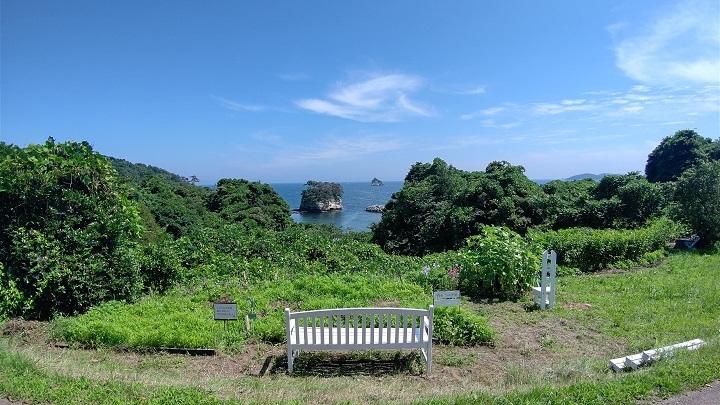 浦戸諸島景色