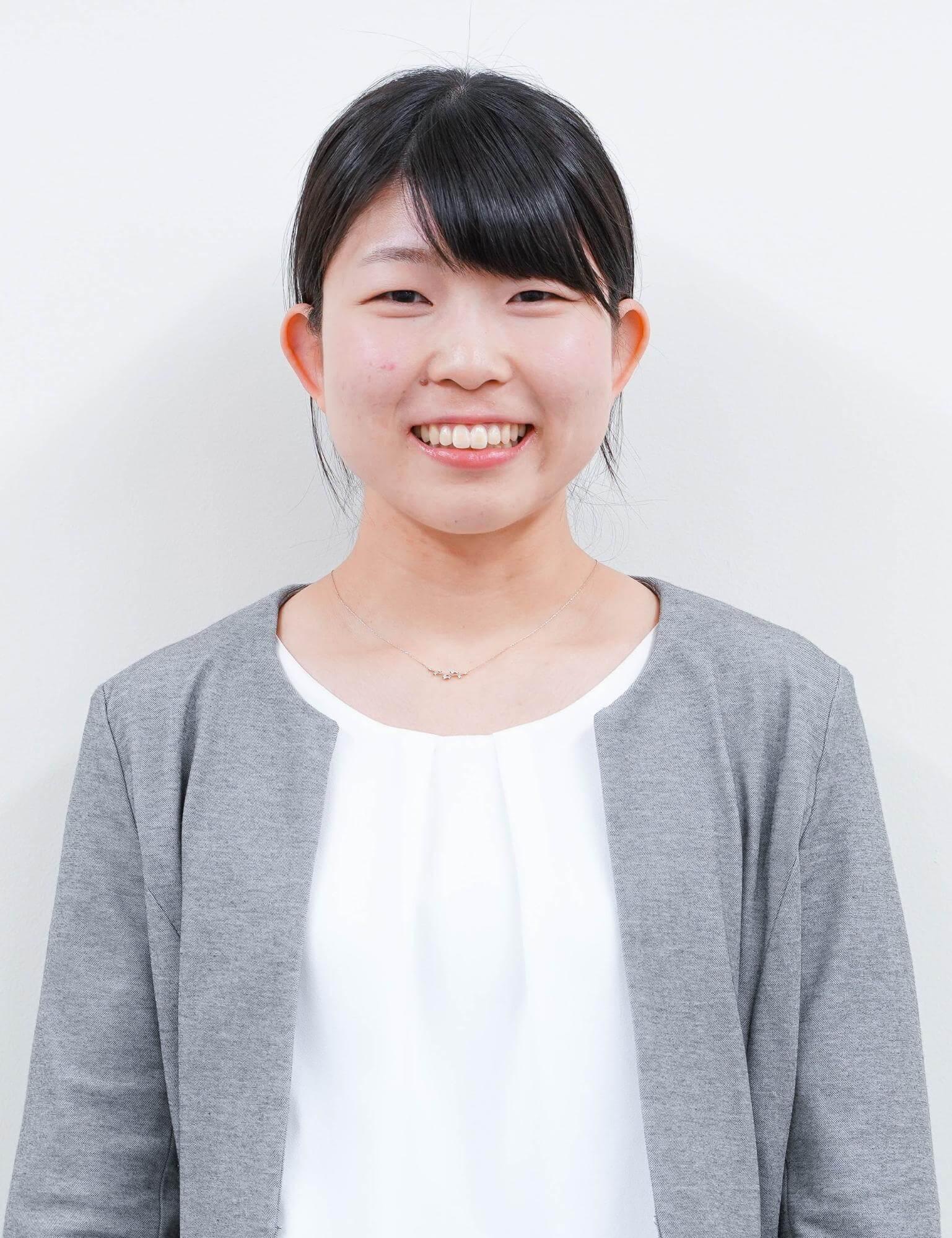 島越 彩香<br>SHIMAKOSHI SAYAKA